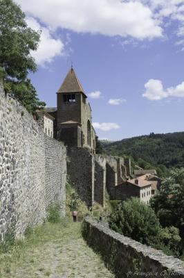 01 Fectival Chanteuges -L'abbaye 1 (1)