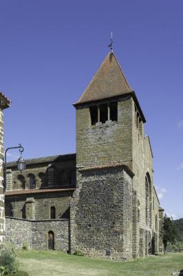 01 Fectival Chanteuges -L'abbaye 1 (2)