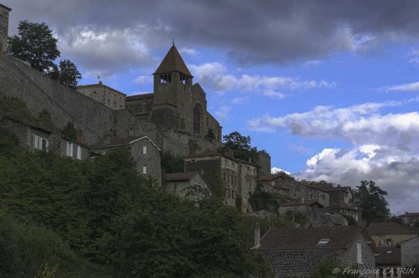 01 Fectival Chanteuges -L'abbaye 1 (5)