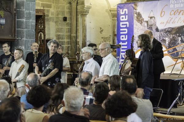 02 Festival de Chanteuges - Hommage à Roland Dyens (1)