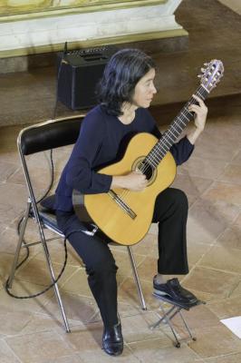 06 Festival de Chanteuges - Critina Azuma et Paulo Bellinati (15)