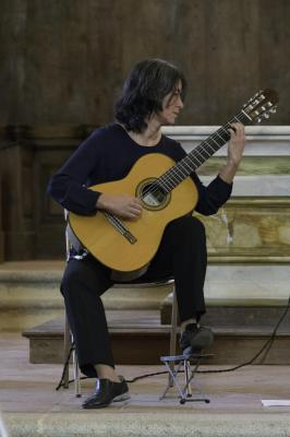 06 Festival de Chanteuges - Critina Azuma et Paulo Bellinati (2)
