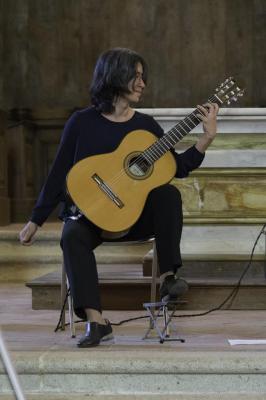06 Festival de Chanteuges - Critina Azuma et Paulo Bellinati (3)