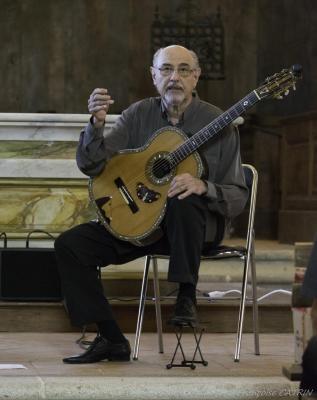 06 Festival de Chanteuges - Critina Azuma et Paulo Bellinati (4)