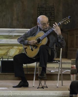 06 Festival de Chanteuges - Critina Azuma et Paulo Bellinati (5)
