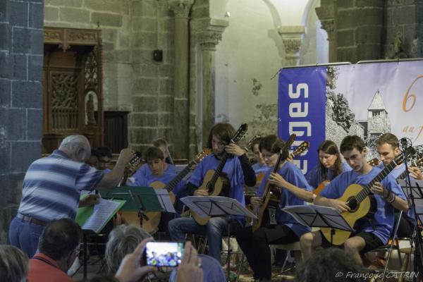 09 Festival de Chanteuges - Concert Final (14)