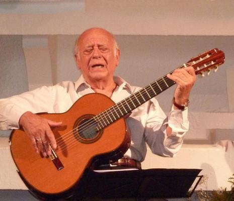 Raul MALDONADO in concert