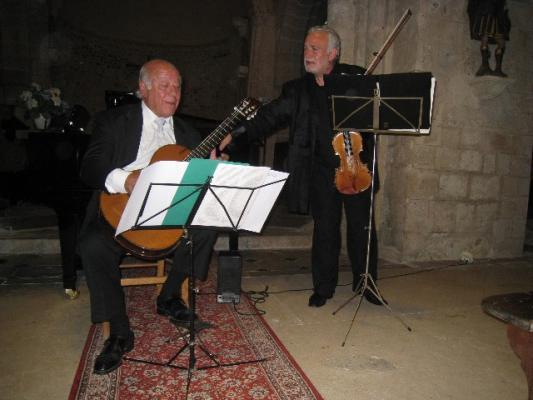César VELEV y Raul MALDONADO