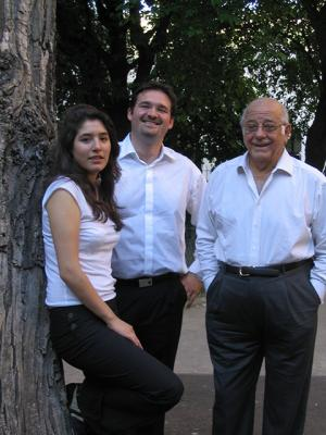 TRIO TIEMPOS - E.BOUNY, S. LECHANOINE and R.MALDONADO