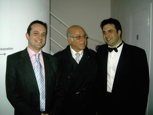 M.MILLAN DE LAS HERAS, R.MALDONADO, M. DIAZ ALVAREZ