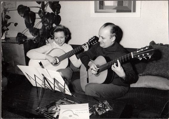 Graciela POMPONIO et Jorge MARTINEZ ZARATE