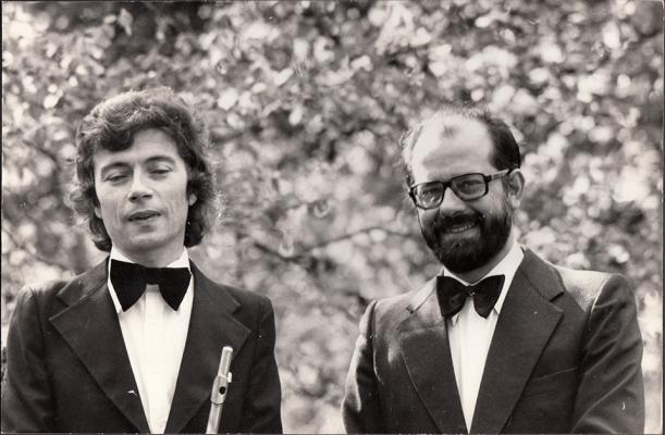 Raul MALDONADO et Gabriel FUMET