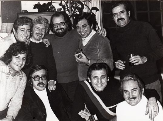 Los Cantores de Quilla Huasi - Hector MIRANDA - R.MALDONADO - J. PONS